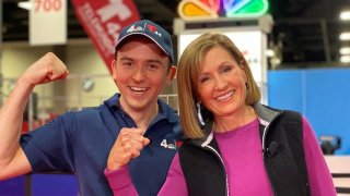 Tommy McFly and Doreen Gentzler