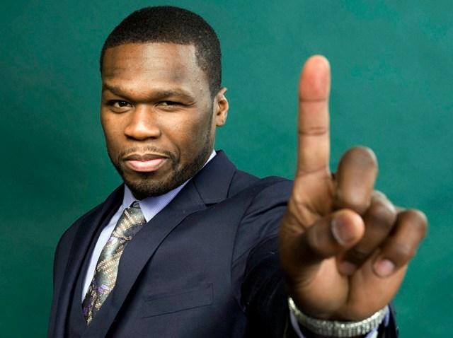 2011 Sundance Portraits - 50 Cent