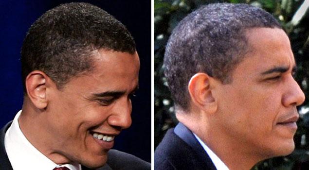 030509 Obama Goes Gray