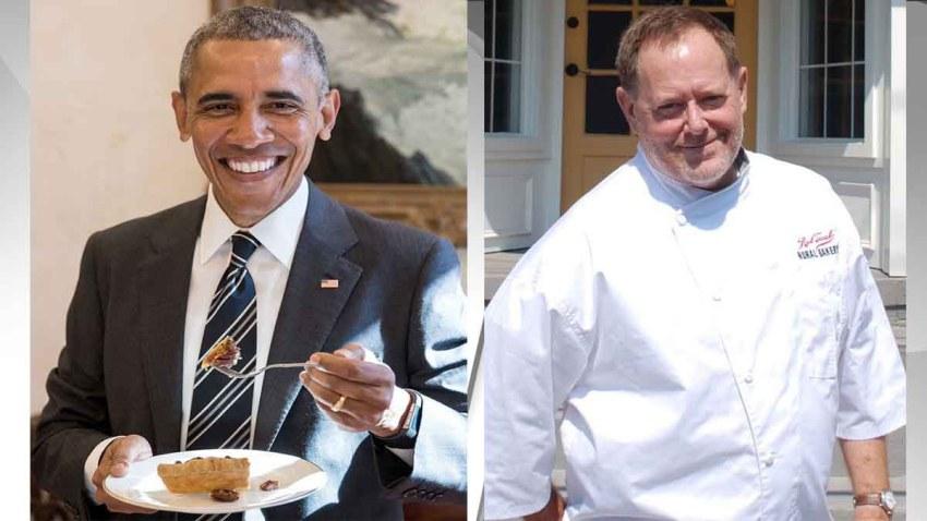 031616 obama pie with baker
