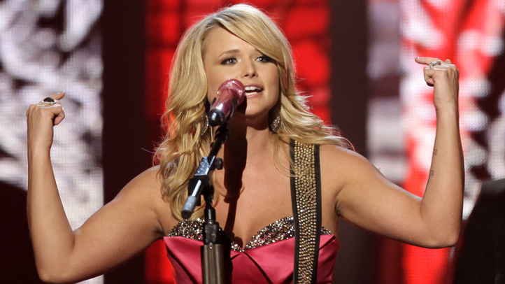 Miranda Lambert Academy of Country Music Awards