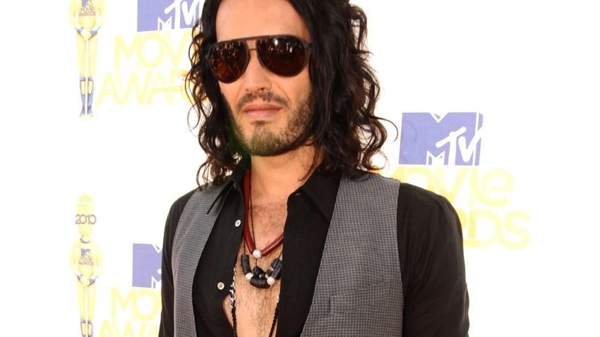 060610 MTV MOVIE Russell Brand