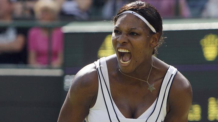 Britain Wimbledon Tennis Serena Williams
