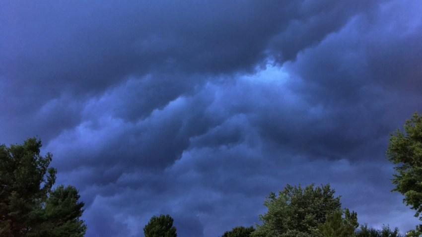 081217 Dark Clouds