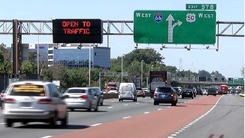 091515 I 66 traffic
