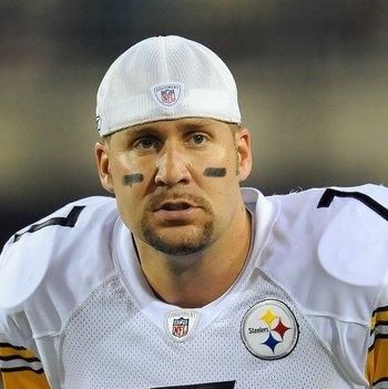 102008 Ben Roethlisberger Pittsburgh Steelers