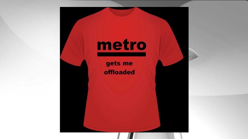102015 metro bingo shirt