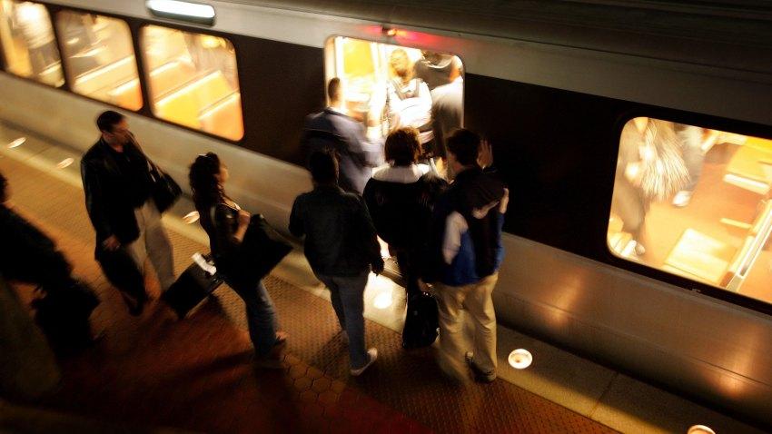 110508 Metro Train