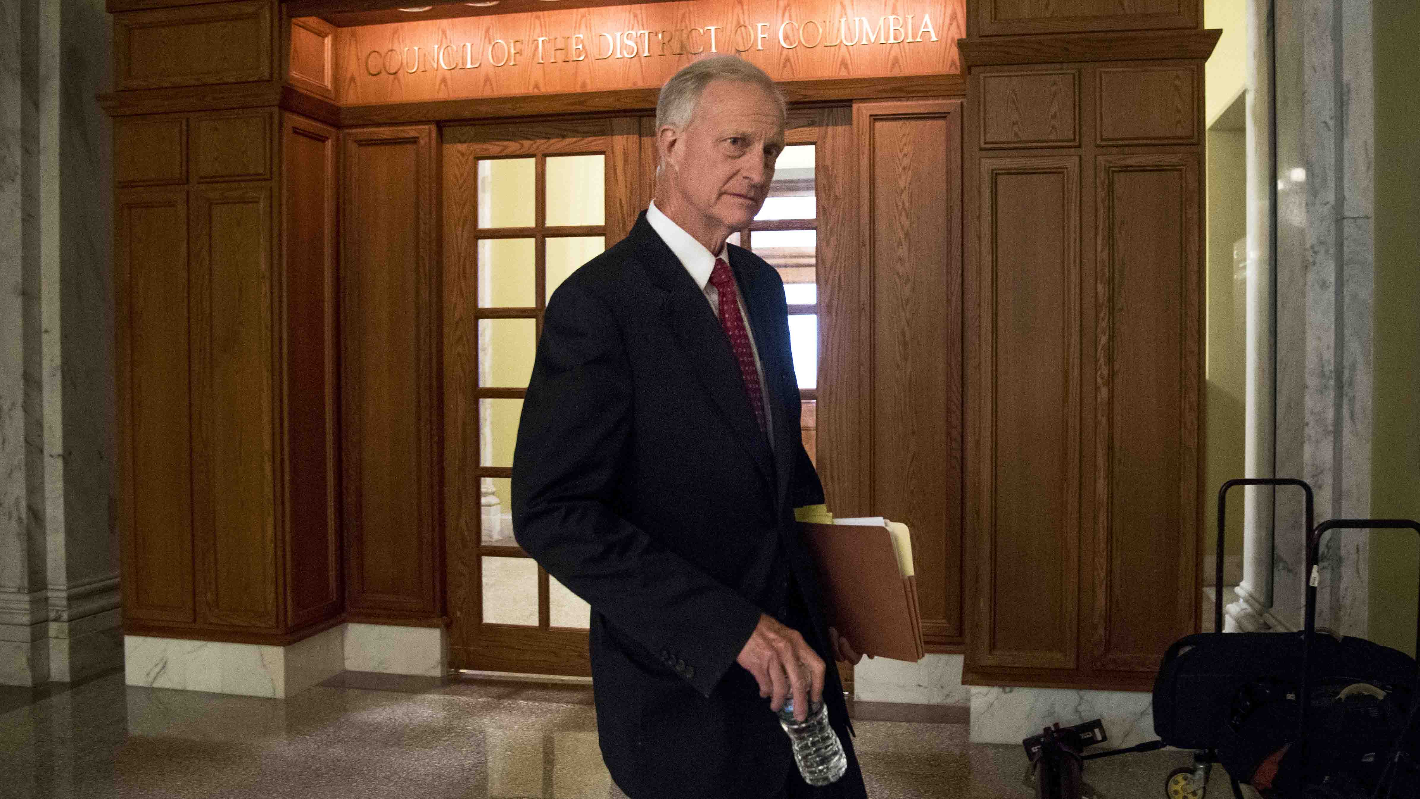 Former DC Council Member Jack Evans Agrees to Pay $35K Fine to Board of Ethics