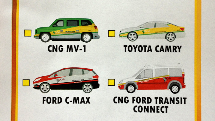 1210 dc taxis