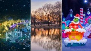 Christmas event options