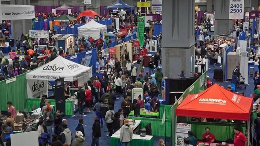 20150103 Expo Floor