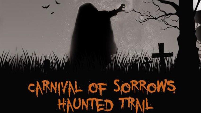 20151030 Haunted Trail