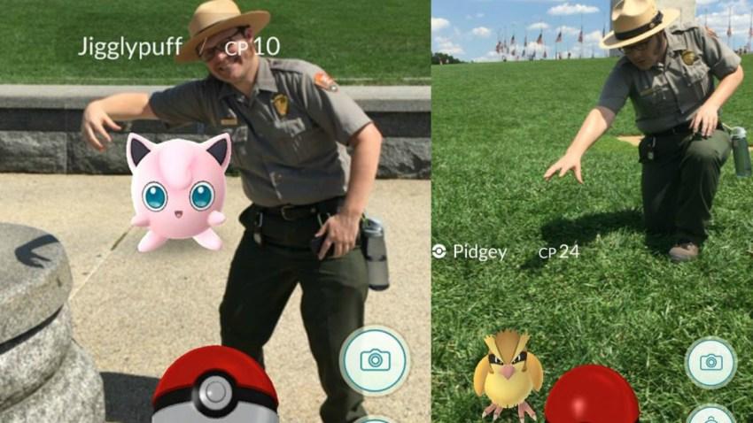 20160711 pokemon go national park service
