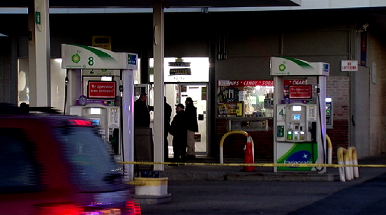 District Heights Fatal Shooting Gas Station