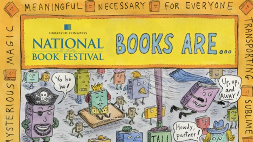 20170827 National Book Festival