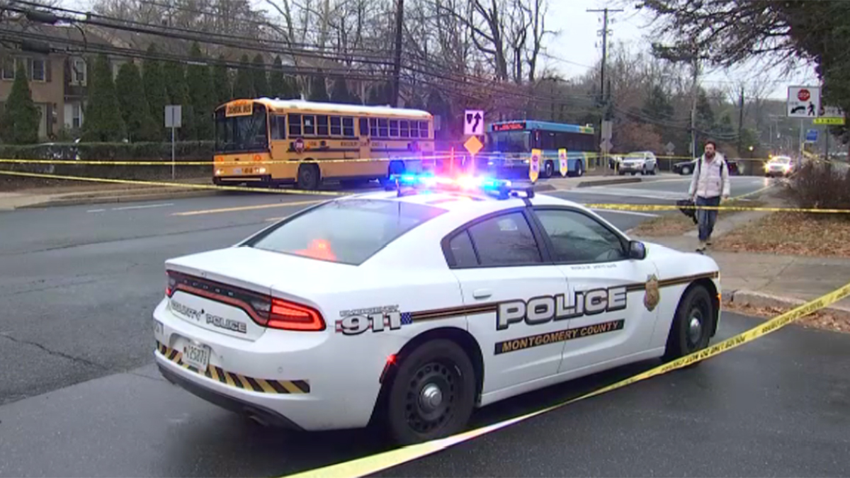 High School Student Struck by Car While Trying to Get to School Bus