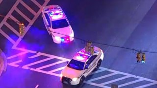 Rockville Pike pedestrian crash