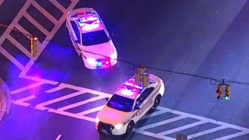 Rockville Pike pedestrian crash