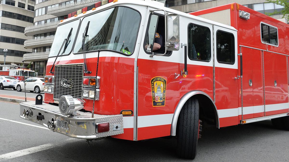 10 DC Firefighters Positive for Coronavirus