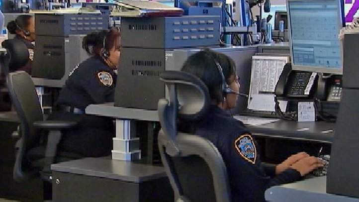911 dispatchers nypd