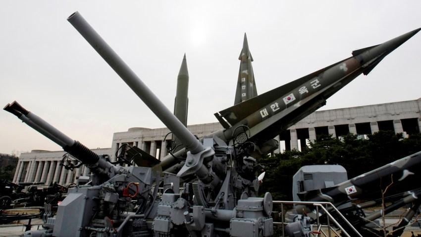 South Korea North Korea Missile