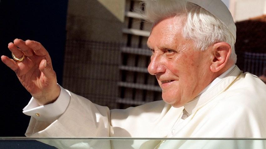032209 Angola Pope Benedict XVI