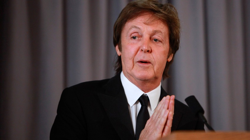 Gershwin Paul McCartney
