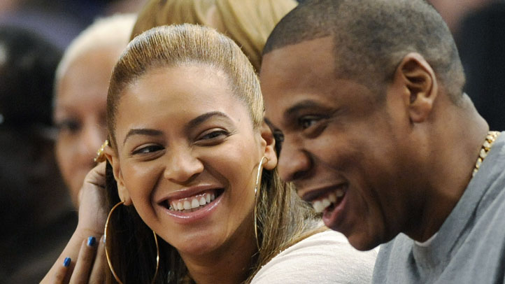 BET Awards-Beyonce and Jay-Z