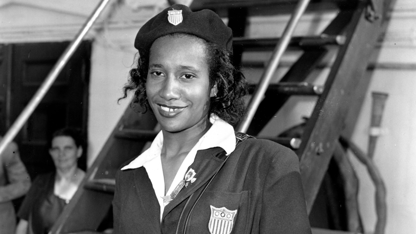 Obit Olympian Alice Coachman Davis