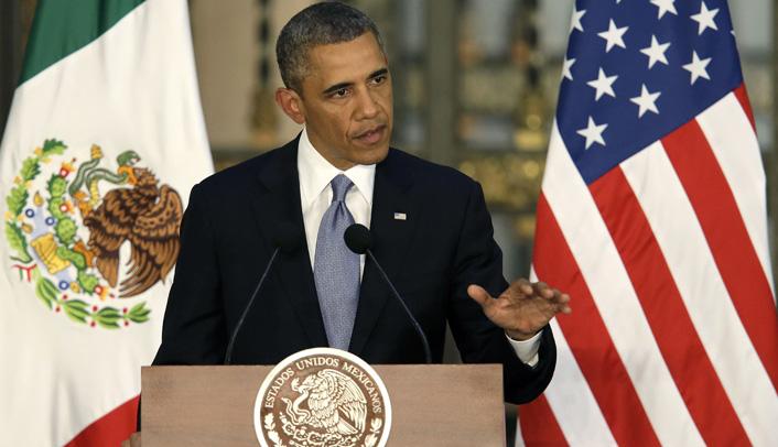 Mexico Obama