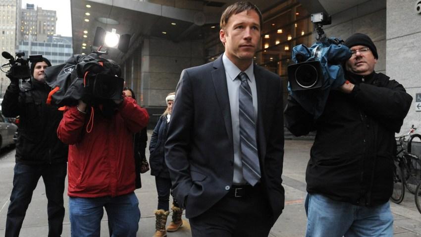 APTOPIX Bode Miller Custody Dispute