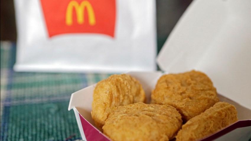 McDonaldís-McNuggets