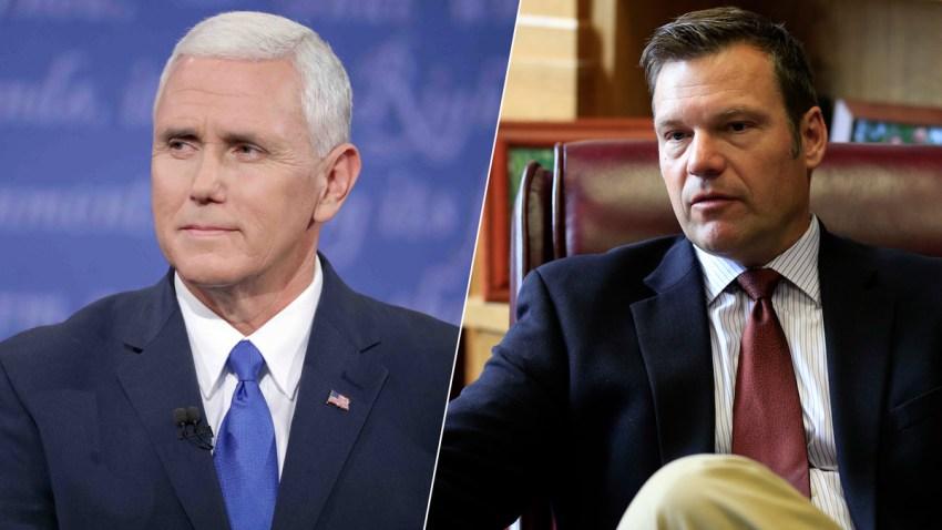 Kansas Trump Adviser Elections