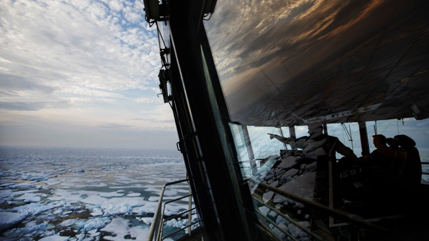 Battle for the Arctic