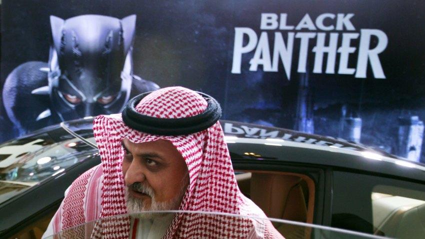 APTOPIX Saudi Cinema