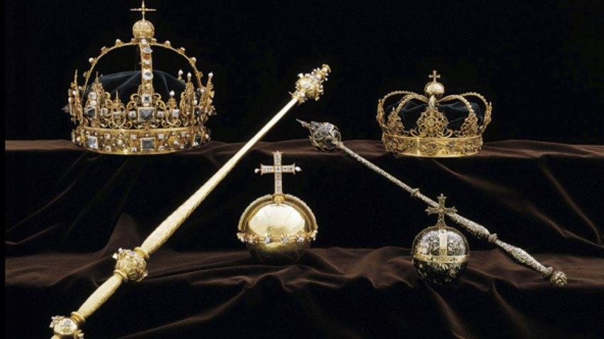 Sweden Crown Heist