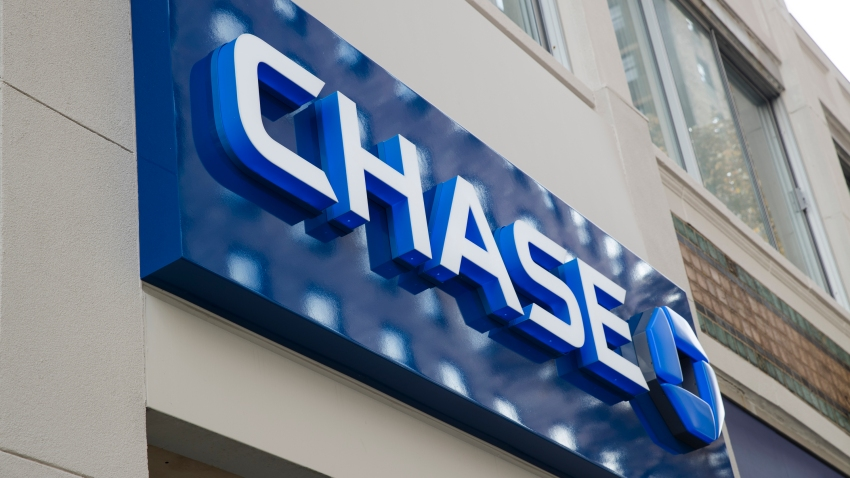 This Thursday, Nov. 29, 2018, photo shows a Chase bank location in Philadelphia.