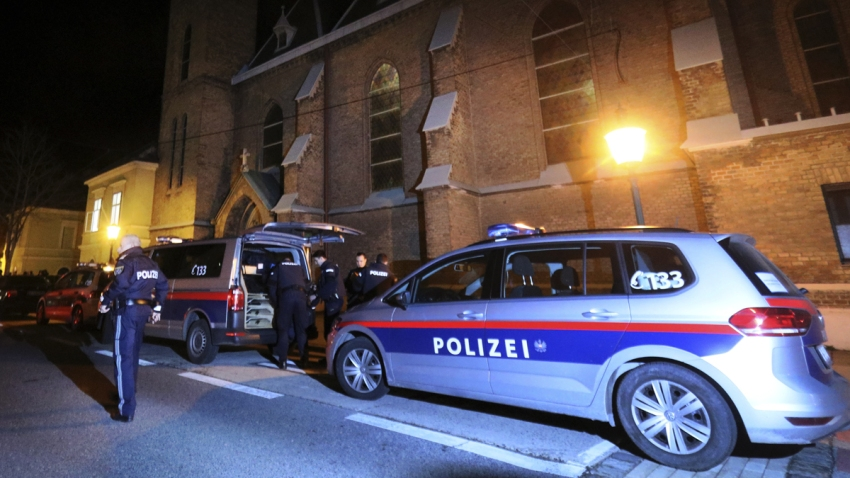Austria Church Incident