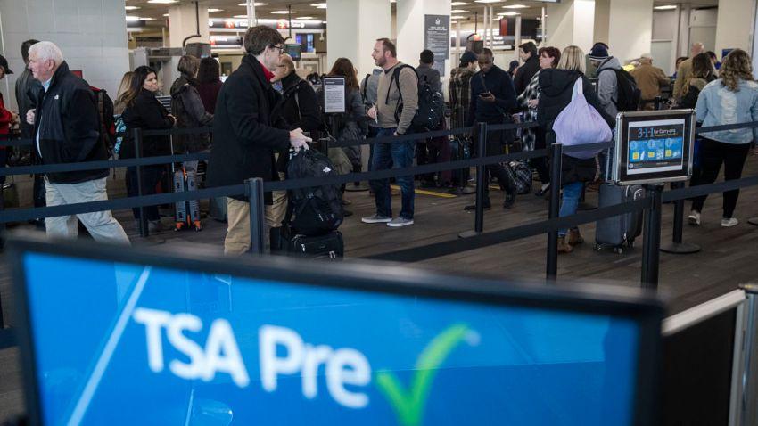 Government Shutdown Airports