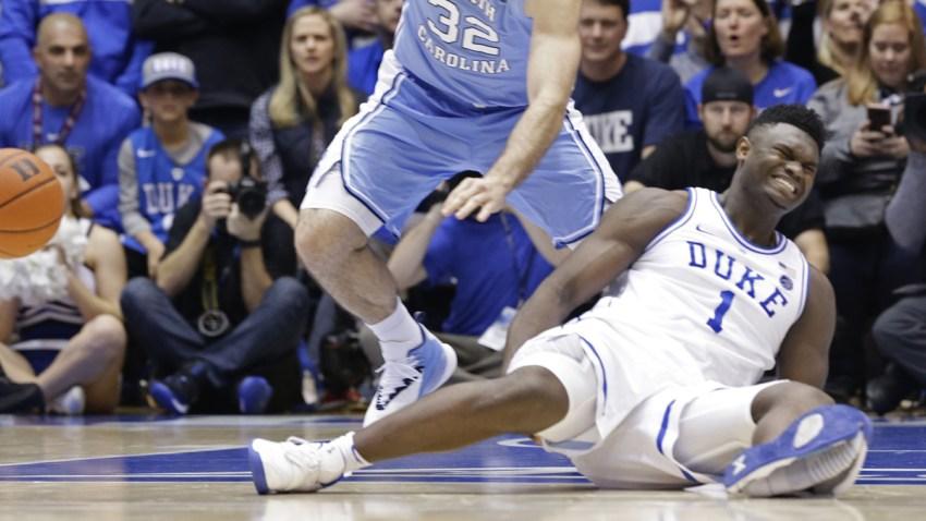 North Carolina Duke Basketball