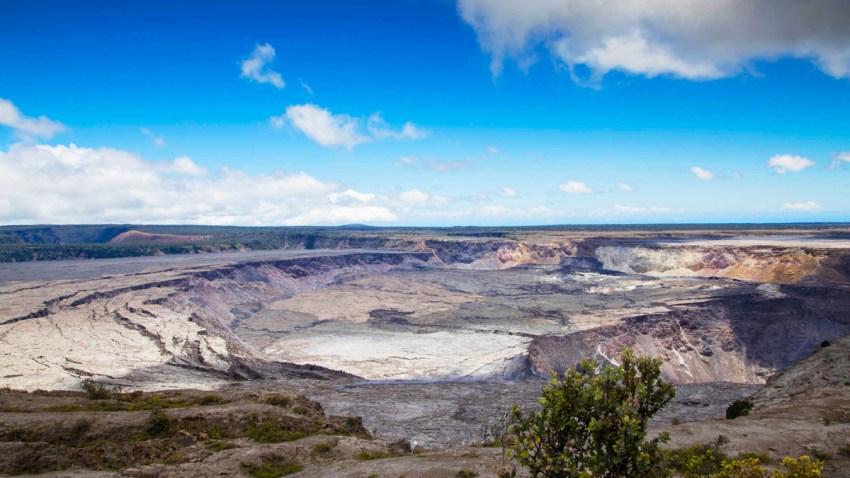 Hawaii Volcano Rescue