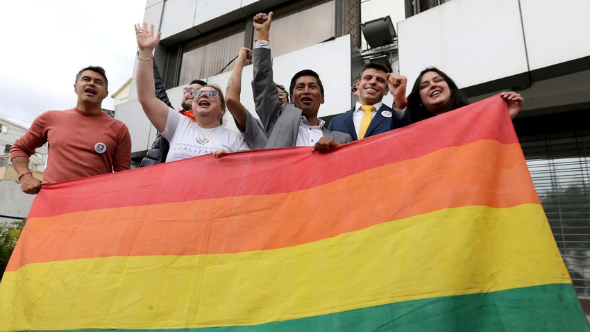 Ecuador Same Sex Marriage