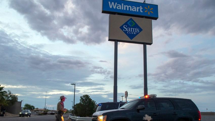 Walmart Shooting