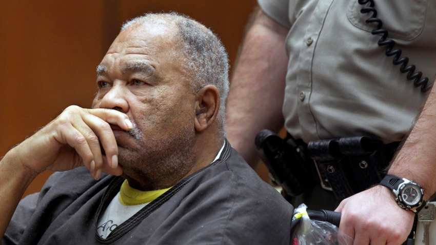 FILE - In this March 4, 2013, file photo, Samuel Little appears at Superior Court in Los Angeles.
