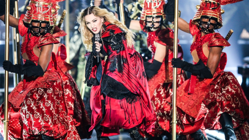 Madonna in Concert - Montreal