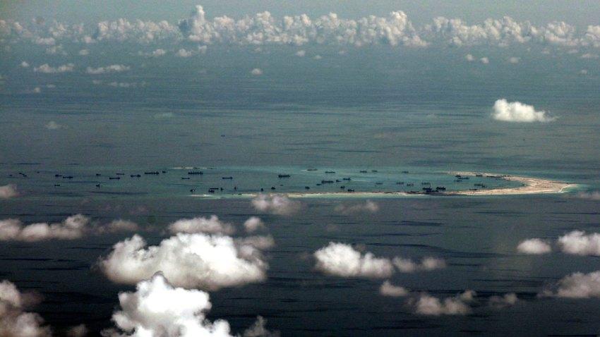 China South China Sea
