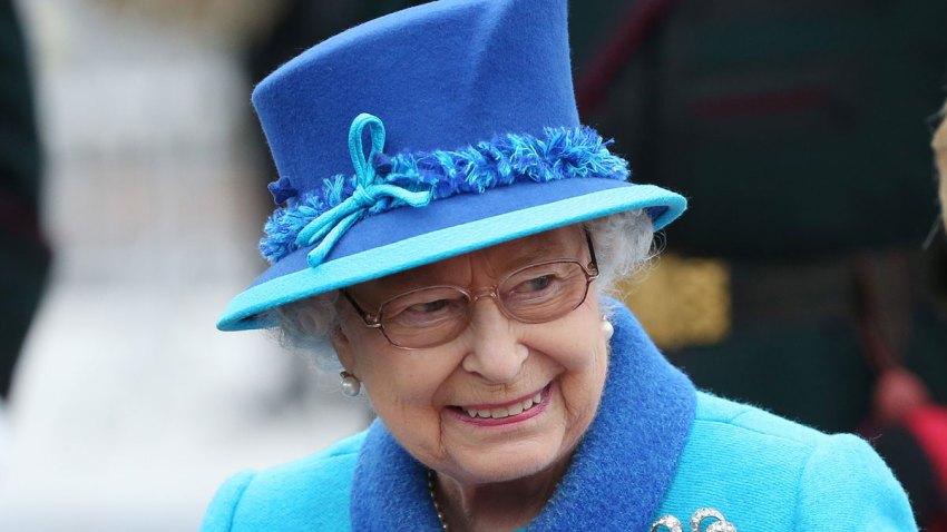 Britain Queen's Reign