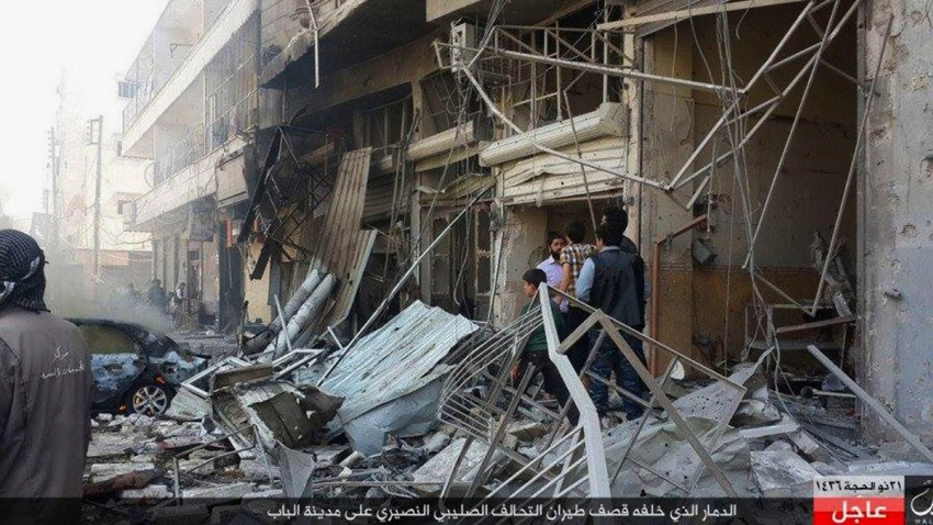 Mideast Syria New Reality