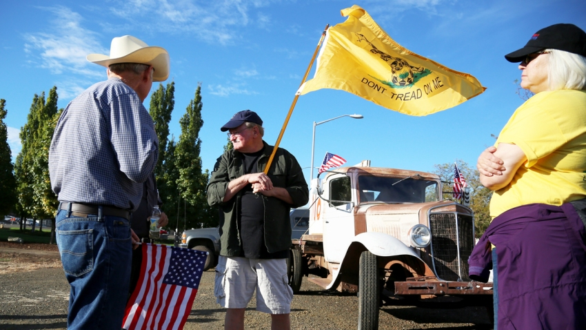 Obama Oregon Shooting Protests
